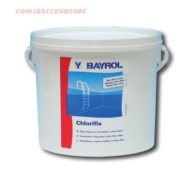Хлорификс для бассейна инструкция