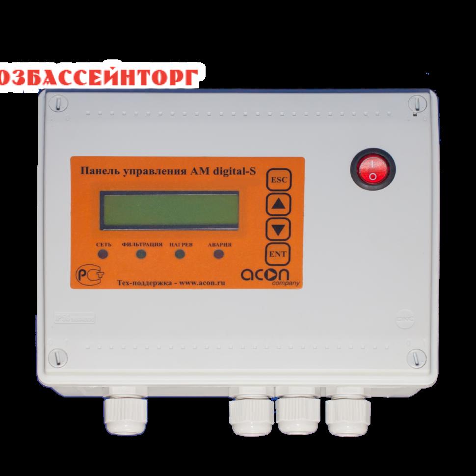 Щит управления фильтрацией и теплообменником Кожухотрубный испаритель WTK DCE 783 Королёв